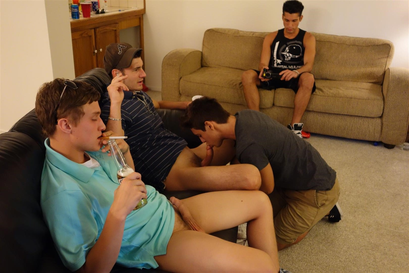 Fraternity X Drunk Frat Pledge Gets Barebacked While Passed Out Amateur Gay Porn 01 Drunk And Passed Out Frat Pledge Gets Fucked Bareback