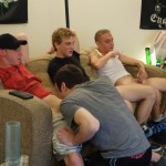 Fraternity X Andrew Straight Frat Guys Barebacking Amateur Gay Porn 03 150x150 Amateur Straight Frat Guys Take Turns Barebacking A Pledges Raw Ass