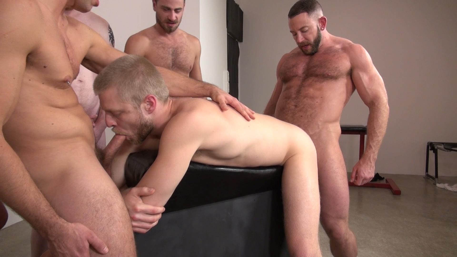 Raw and Rough Bareback Gay Sex Orgy Amateur Gay Porn 09 Six Hairy Hung Guys Pounding A Bottom At A Bareback Sex Party