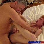Maverick-Men-Hunter-Josh-Big-Cock-Daddys-Fucking-Ginger-Redhead-Amateur-Gay-Porn-21-150x150 Young Virgin Ginger Twink Gets Two Thick Daddy Cocks Bareback