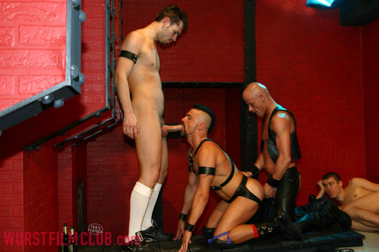 Black men fucking white cock