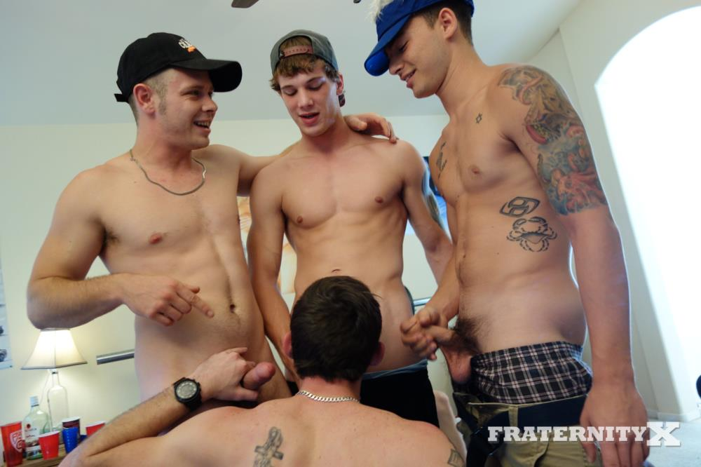 Fraternity-X-Straight-Frat-Guys-With-Big-Cocks-Barebacking-A-Tight-Ass-Amateur-Gay-Porn-28 Straight Frat Guys Barebacking A Tight Freshman Ass