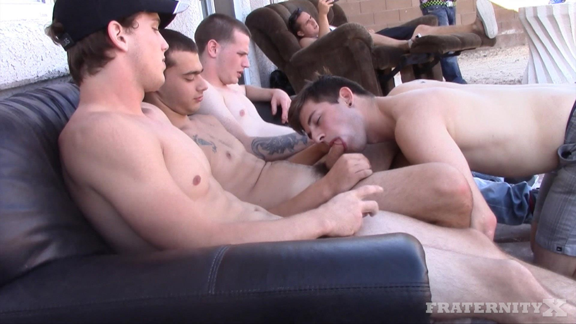 Naked college guy in public gay dudes have