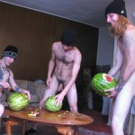 Straight Naked Thugs Devin Reynolds and Blinx and Kenneth Slayer Fucking A Watermelon Amateur Gay Porn 07 150x150 Straight Southern Naked Rednecks Fuck Some Watermelons With Their Big Dicks