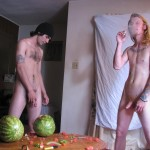 Straight Naked Thugs Devin Reynolds and Blinx and Kenneth Slayer Fucking A Watermelon Amateur Gay Porn 21 150x150 Straight Southern Naked Rednecks Fuck Some Watermelons With Their Big Dicks