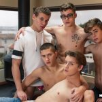 Helix-Studios-Blake-Mitchell-Sean-Ford-Joey-Mills-Wes-Campbell-Corbin-Colby-Bareback-Twink-Orgy-28-150x150 Some of The Hottest Twinks In A Bareback 5-Way Orgy!